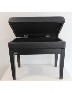 SMT PIANO BENCH BLACK MAT