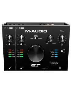 M-AUDIO AIR 192-8 Interfaccia