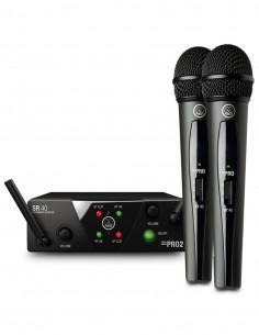 AKG WMS40 Pro Mini2 Vocal Set